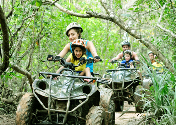 Private Phang Nga ATV Tour