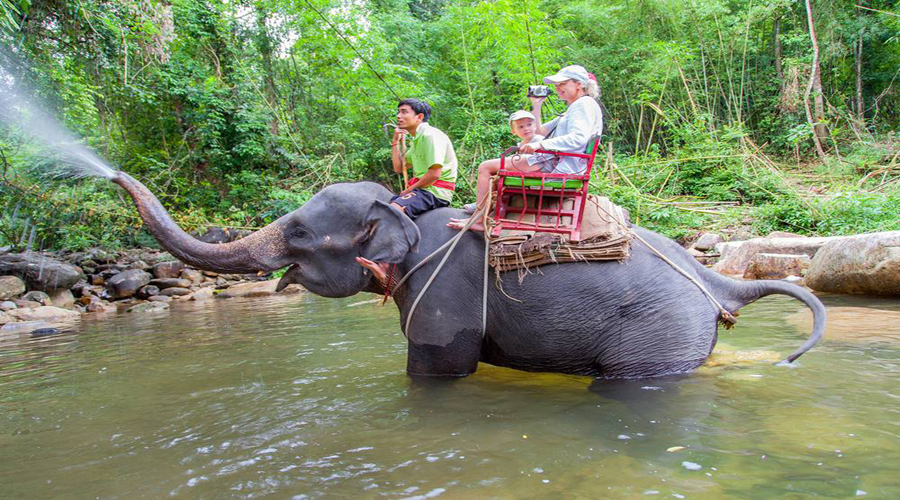 Khao Lak Safari Tour