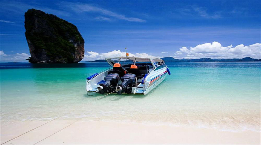 Private Speed Boat Phi Phi & Krabi