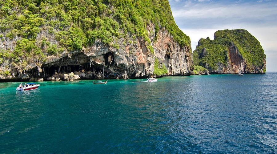 Private Speed Boat Phi Phi & Phang Nga Bay