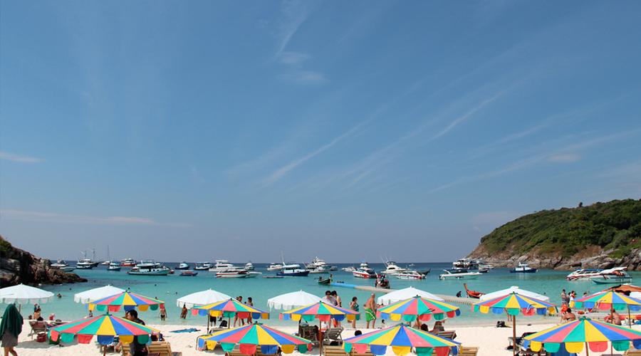 Private Speed Boat Raya Island